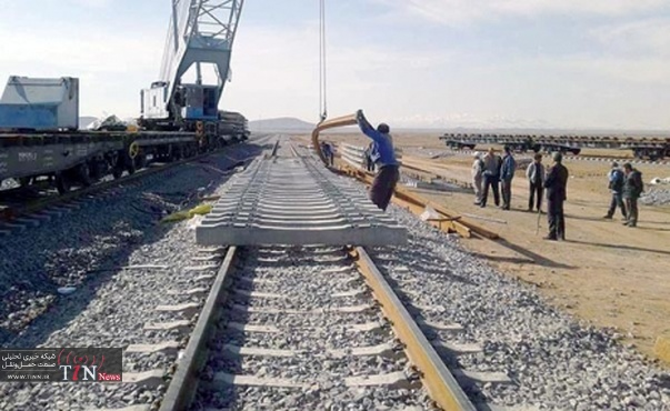 رنج راهآهن غرب از فقر بودجه