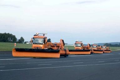 مناقصه خرید ۷ دستگاه برف روب چند منظوره فرودگاهی
