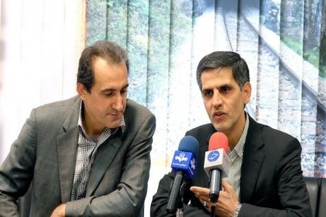 ◄گزارش تصویری / نشستخبری معاون اجرایی و زیربنایی شرکت راه آهن جمهوری اسلامی ایران