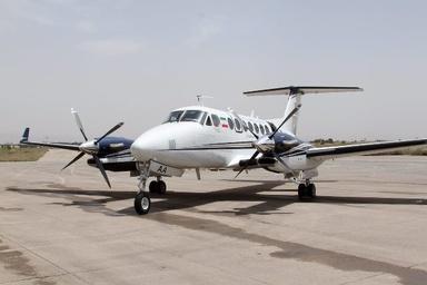 وارسی پروازی سامانه کمک ناوبری فرودگاه بوشهر