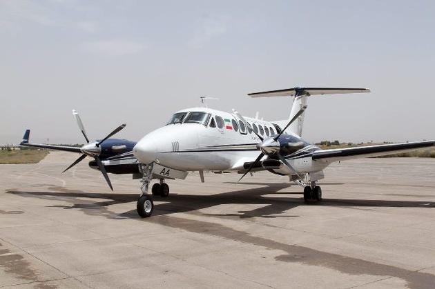 انجام وارسی پروازی سامانههای کمکناوبری فرودگاههای سیستان و بلوچستان