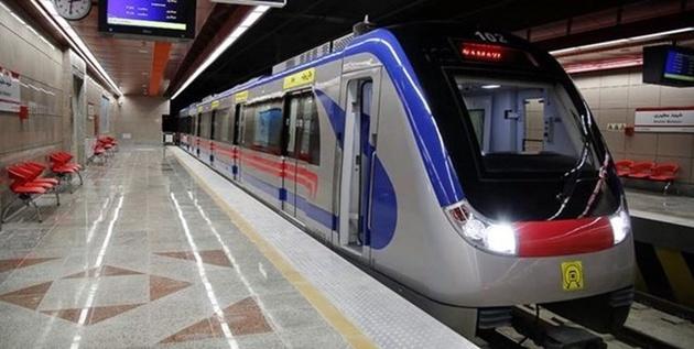 50 هزار مسافر روزانه از خط 7 مترو استفاده میکنند