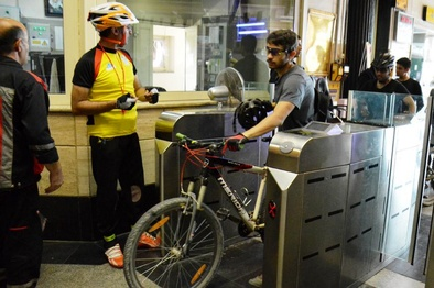 محدودیتهای استفاده از دوچرخه در مترو؛ امکانات فراهم نیست
