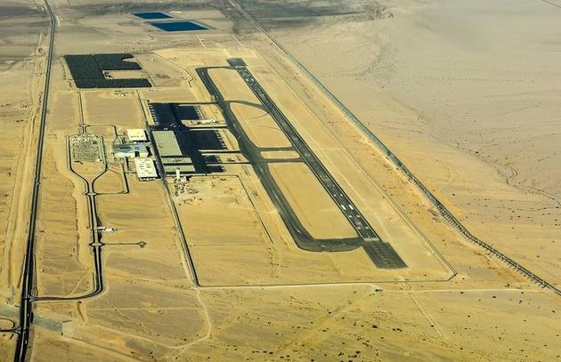 افتتاح دومین فرودگاه بینالمللی صهیونیستها بیخگوش اعراب