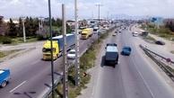 کاهش ۱.۲ درصدی تردد در جادههای کشور