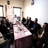 سیدمحمود علمایی، مدیرعامل جدید انجمن خیرین راه و ترابری