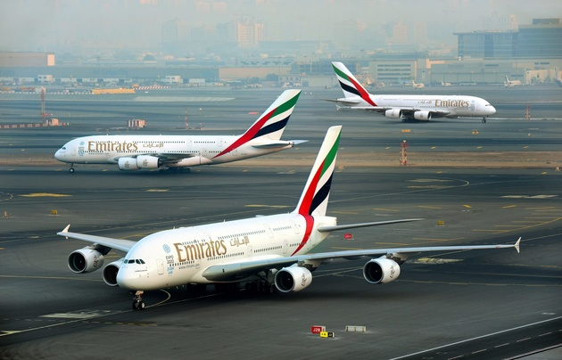 Emirates network updates for 2019