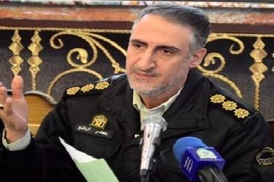 آغاز طرح زمستانی پلیس راه زنجان از 23 آذر