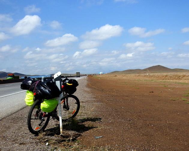 حمله سارقان به دوچرخهسوار خارجی در نشتارود