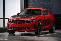Chevy gives the 2019 Camaro a new face and new options
