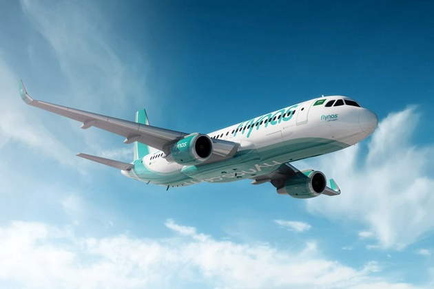 flynas Launches Direct Flights from Dammam to Dubai and Arar