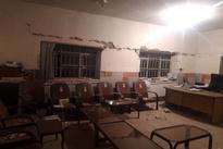 گزارش تصویری از زلزله «سی سخت»