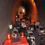 رباتی که برای امدادرسانی تصادفات داخل تونلها طراحی شده است