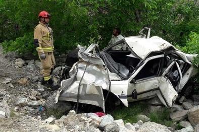 تلفات جاده ای در ایلام ۶۷ درصد کاهش یافت