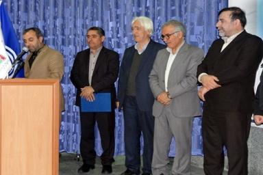 معرفی مدیرکل جدید راهداری و حمل و نقل جاده ای استان آذربایجان شرقی