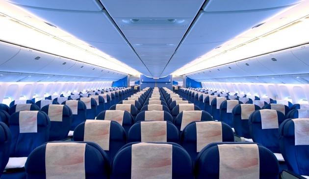 فروش بلیت همه صندلی های هواپیما به جز دو ردیف آخر مُجاز شد