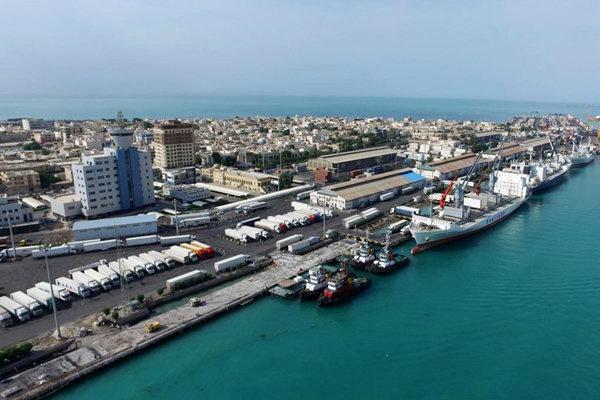 آمادگی بندر بوشهر بعنوان دروازه کریدور شمال - جنوب