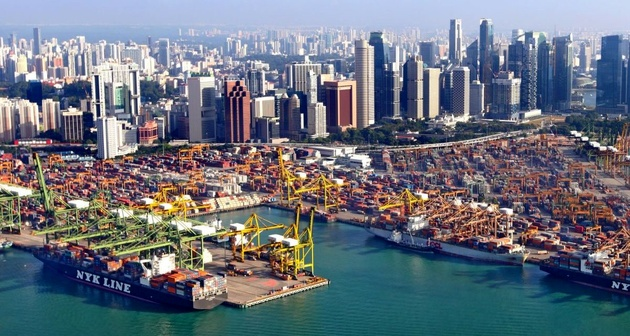 Singapore remains as top shipping centre