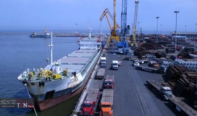 افزایش واردات در گمرک منطقه ویژه اقتصادی امیرآباد