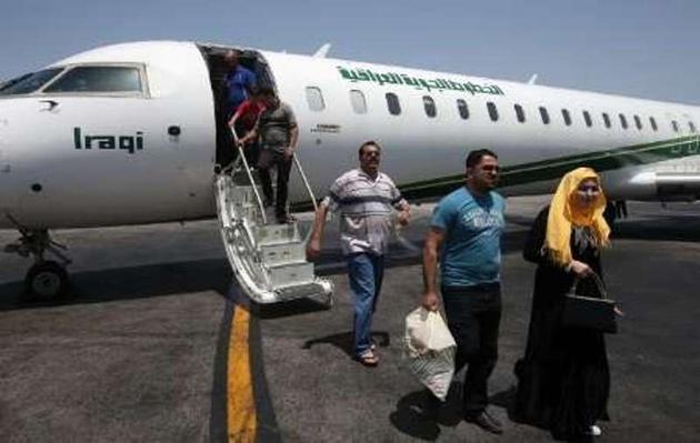 ورود نخستین تور گردشگران عراقی به استان ایلام