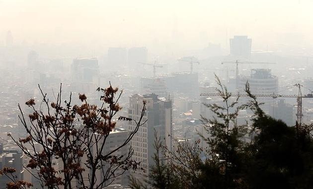 هوای تهران در آستانه آلودگی/ بیشترین دمای پایتخت در روزجاری