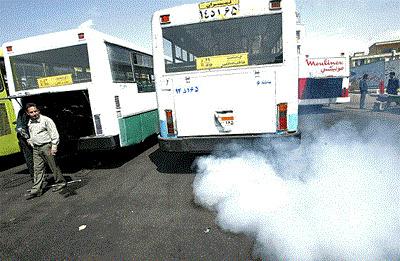 ماهیانه ۶۰ اتوبوس، فرسوده میشود