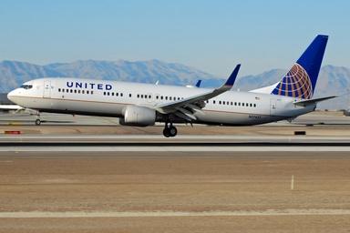 United Boeing 737-900 Overran Runway on Landing