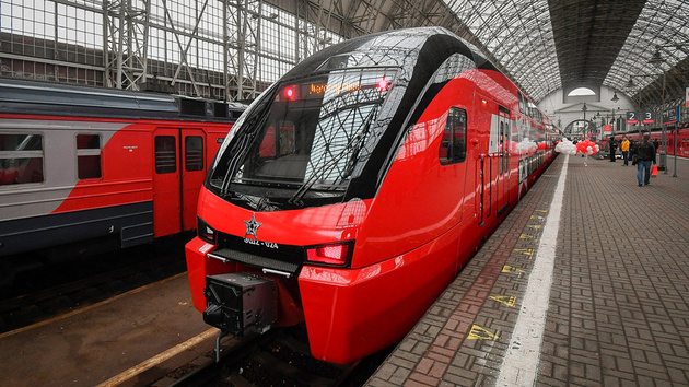 Russian Railways boosts rail freight services in China, Finland and Turkey