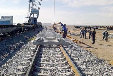 راه آهن اردبیل- میانه در ایستگاه آخر /تعهد دولت به پرداخت اعتبارات پروژه تا ماه آینده