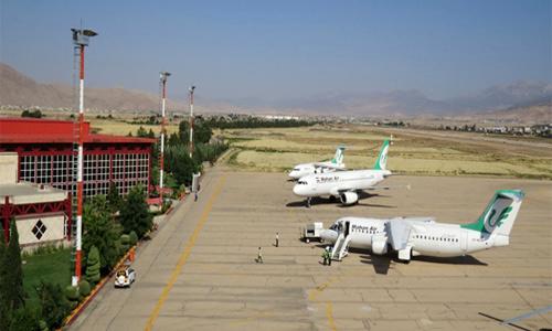پرواز سهشنبه ماهان در فرودگاه خرمآباد لغو شد