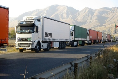 Transit of goods via Iran up 24% in a year