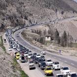 محورهای مواصلاتی کشور با جوی آرام و بدون ترافیک