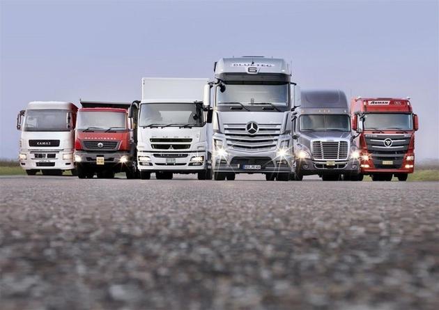 دستگاه های مربوطه مکلف به تعیین تکلیف ۶۰۰۰ کامیون دپو شده