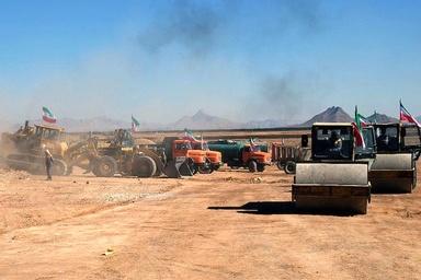 حذف گردنه حادثهخیز باجگیران در مسیر شهرکرد به خوزستان