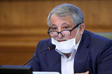 توضیح محسن هاشمی در مورد فرونشست زمین در پایتخت
