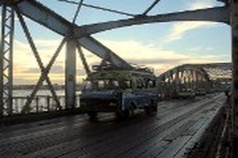 Gambia starts construction of Trans - Gambia Bridge