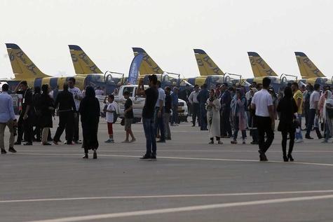 برگزاری نمایشگاه هوایی ایرشو  برای اولین بار در فرودگاه پیام