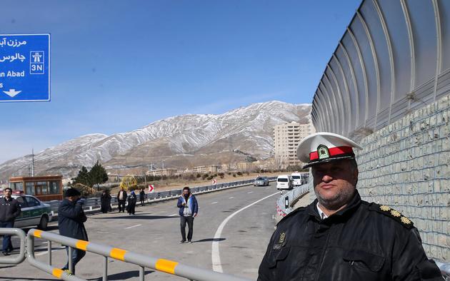 عوارض عبور از آزادراه تهران-شمال چقدر است؟