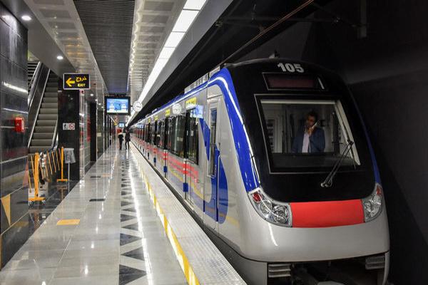 تمامی ایستگاه های خط یک متروی اصفهان فعال شد