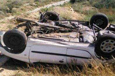 حوادث رانندگی در جادههای زنجان ۲ قربانی گرفت