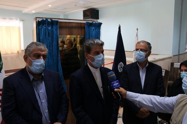 بهرهبرداری از ۵۰ پروژه در بخش بهداشت و درمان آذربایجان غربی تا پایان کار دولت