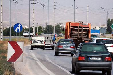 دستور پیگیری مشکلات کمربندی پرتردد شیراز صادر شد