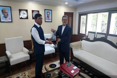 تاکید وزیر بنادر وکشتیرانی هند در ایفای تعهدات برای توسعه بندر چابهار
