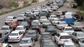 عکس | کلنگزنی جاده تهران-جاجرود؛ یک قرن پیش