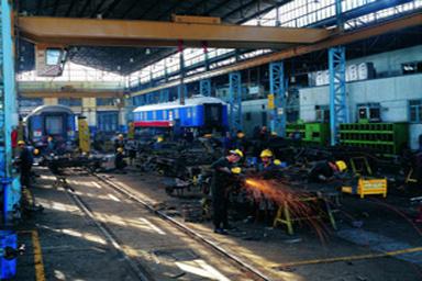 بازسازی 124 واگن مسافری رجا، با توان تولیدکنندگان داخلی
