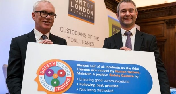 New safety campaign targets human error