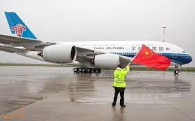 پروازهای داخلی چین دوبرابر شد