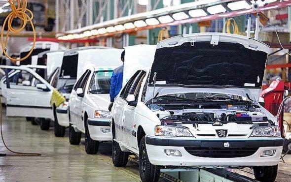 افزایش تولید خودروسازان در 9ماه گذشته