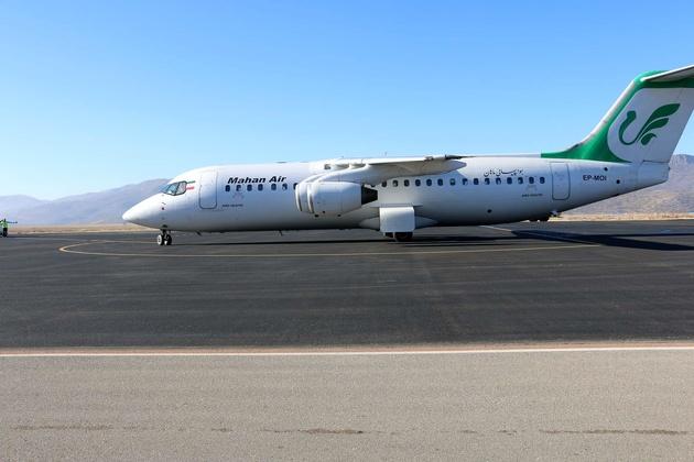 پروژه توسعه سطوح پروازی فرودگاه یاسوج به ثمر نشست