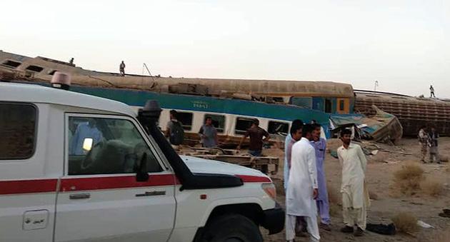 152 مصدوم حادثه زاهدان از بیمارستان مرخص شدند